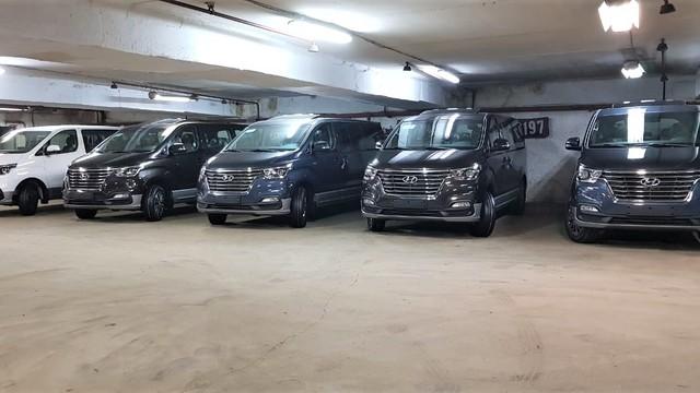 Микроавтобусы Хюндай Старекс 4wd новые Урбаны в Москве 2018 г.