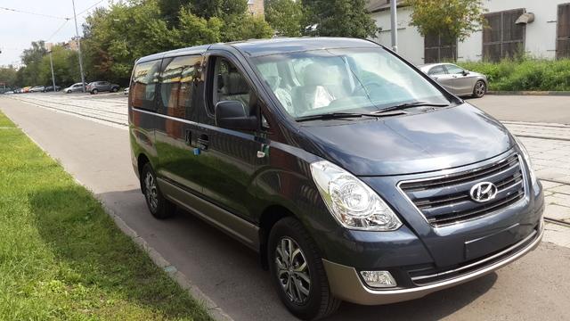 Купить микроавтобус Старекс 4wd в Москве