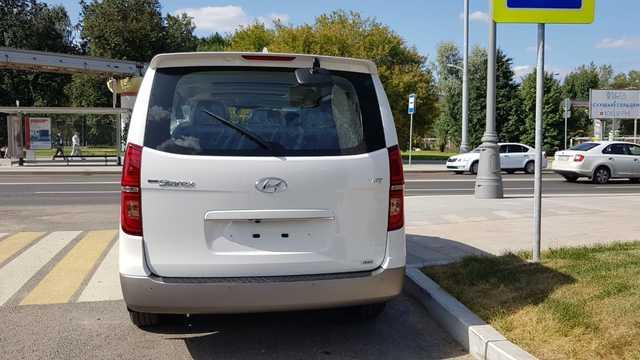 Купить микроавтобус Хюндай Старекс 4wd в Москве 2019 г.