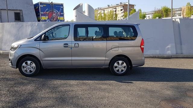 Купить микроавтобус Старекс Modern Special 2019 г. 4wd в Москве