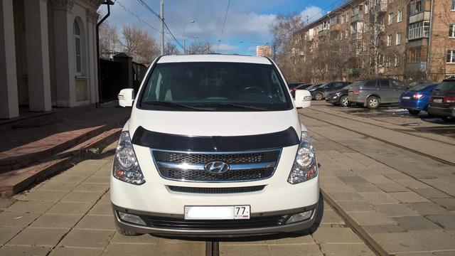 Купить микроавтобус Хюндай Старекс в Москве