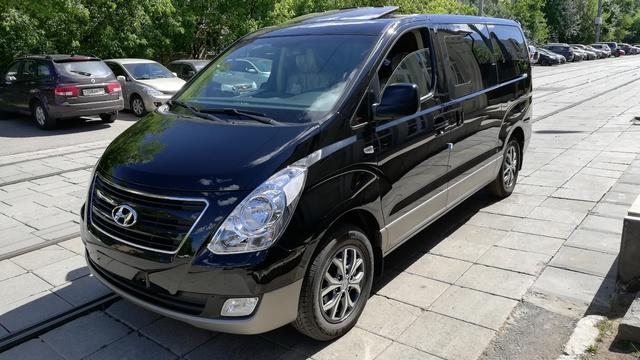 Купить микроавтобус Старекс 4wd в Москве - Эра-Глонасс