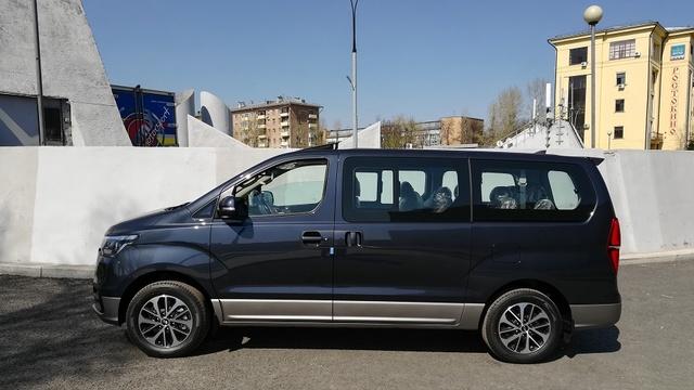 Купить микроавтобус Хюндай Старекс 4wd URBAN EXCLUSIVE в Москве 2019 г.