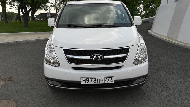 Купить микроавтобус Старекс 2wd в Москве