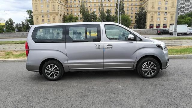 Купить микроавтобус Хюндай Старекс 4wd в Москве 2019 г. - Рестайлинг