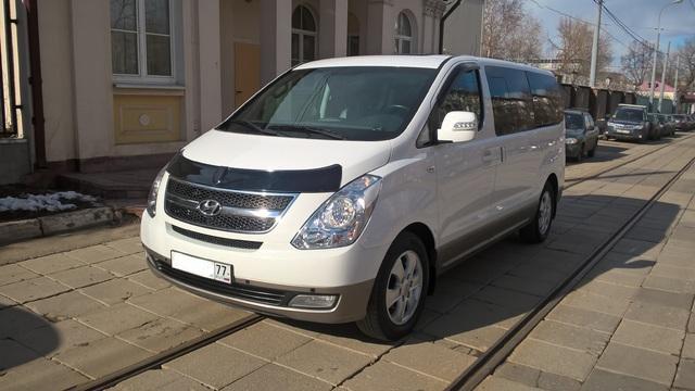 Купить микроавтобус Хундай Старекс в Москве