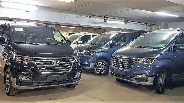 Старекс 2018 г. 4WD купить в Москве